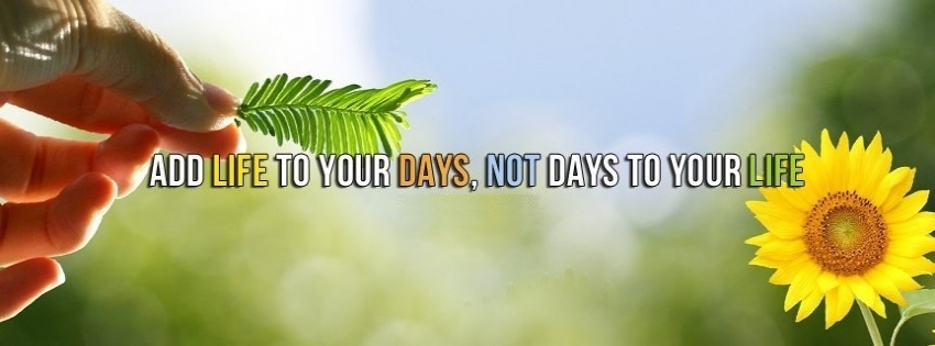 Quotes Timeline cover - Facebook timeline covers maker