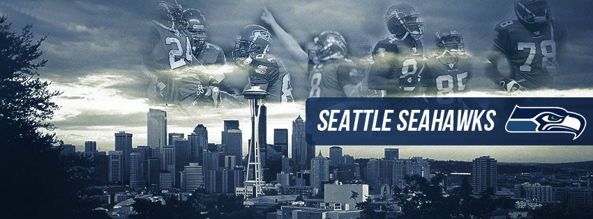 Seahawks New NFL Champs - Facebook timeline covers maker