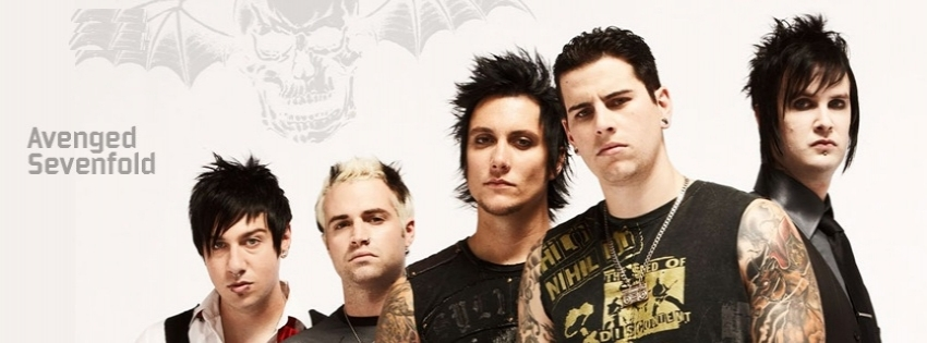 Avenged Sevenfold timeline-cover - Facebook timeline covers maker