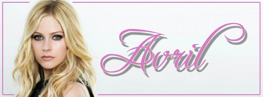 Avril Facebook Timeline Covers - Facebook timeline covers maker
