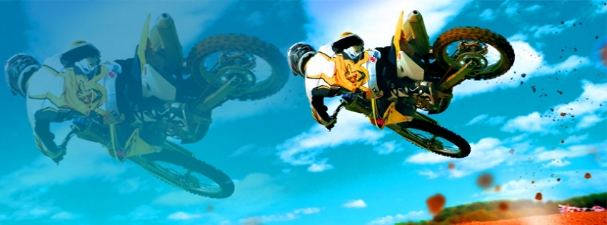 Motocross Cover Timeline - Facebook timeline covers maker