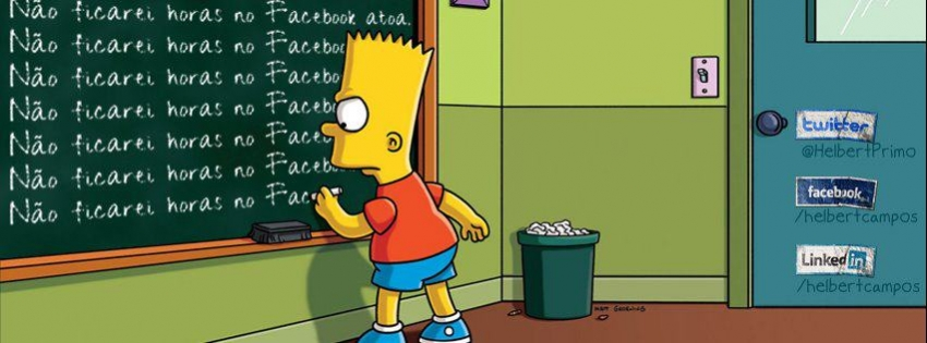 Simpsons-timeline-cover-ideas - Facebook timeline covers maker