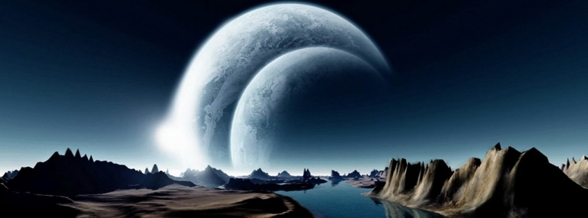 Twin-moon-facebook-timeline-cover - Facebook timeline covers maker