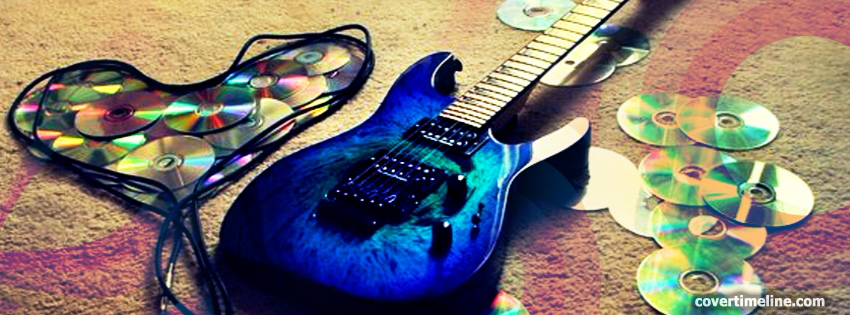 Music timeline cover - Facebook timeline covers maker