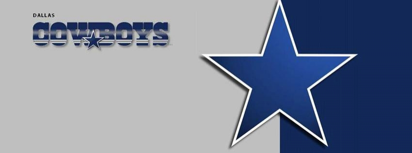 Dallas Cowboys Timeline Cover - Facebook timeline covers maker