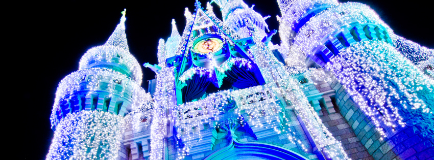 Cinderella-Icicle-Castle-cover - Facebook timeline covers maker