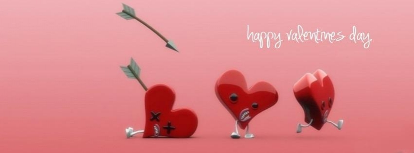 Happy-Valentines-Timeline-Cover - Facebook timeline covers maker