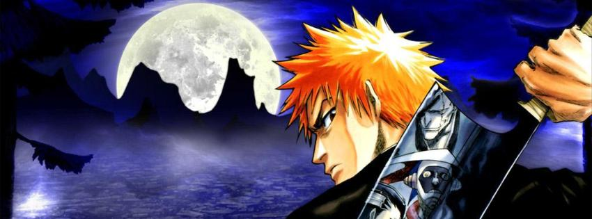 bleach-ichigo-timeline-cover - Facebook timeline covers maker