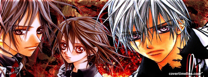 vampire-knight-anime-cover - Facebook timeline covers maker