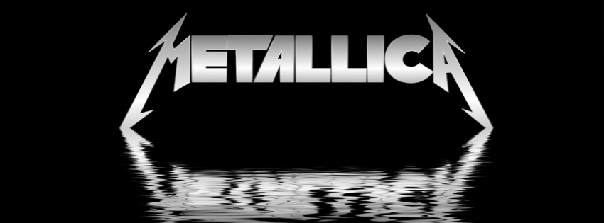 Metallica timeline-cover - Facebook timeline covers maker