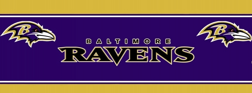 Ravens-NFL-team-timeline-cover - Facebook timeline covers maker