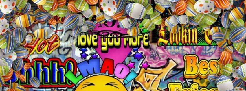 Graffiti Timeline cover - Facebook timeline covers maker